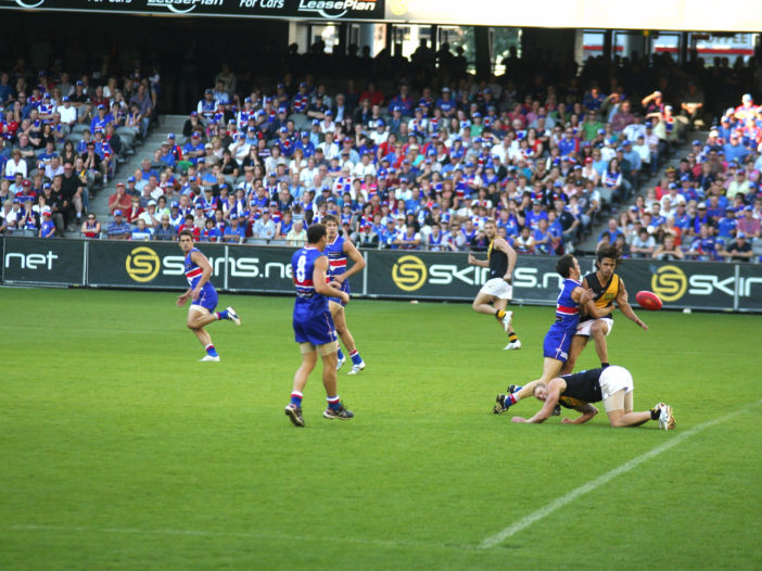 Sports injuries - Australian Rules
